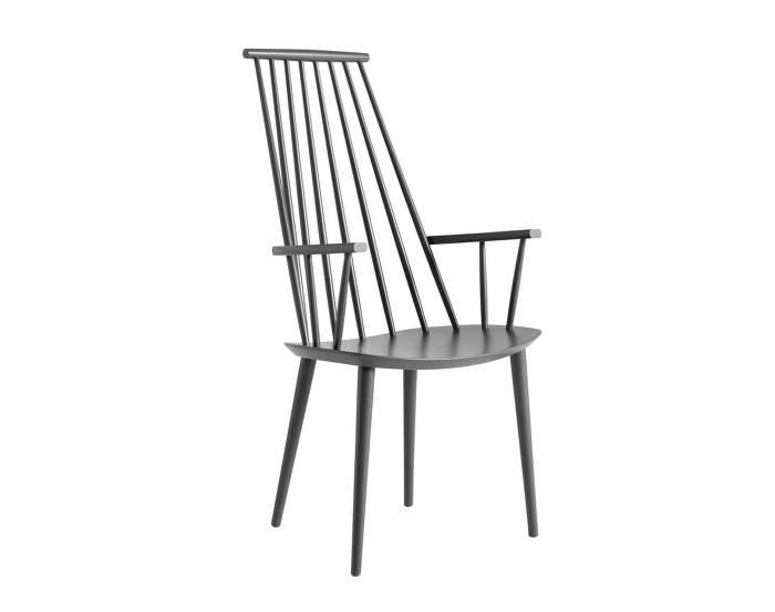 J110 Chair, stone grey