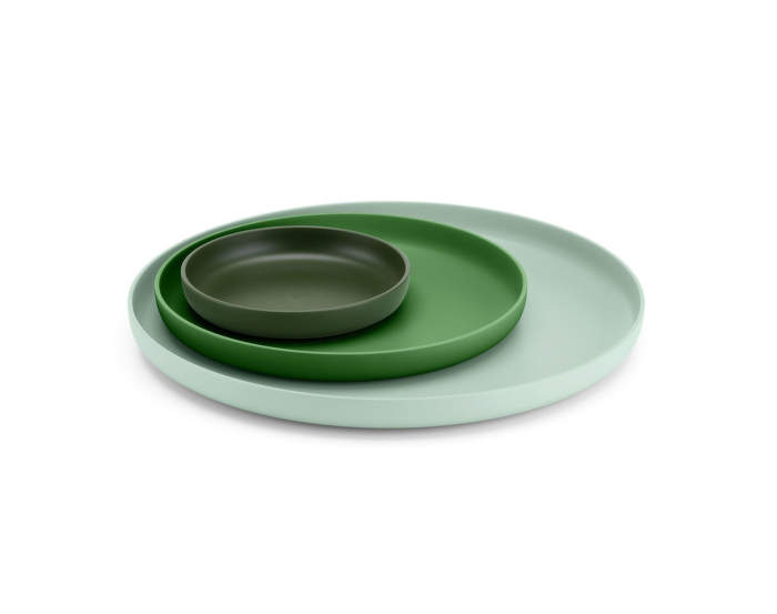Trays-green