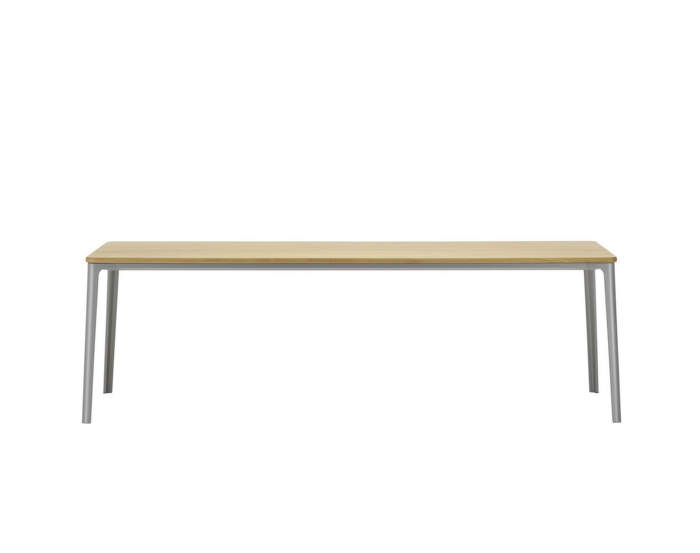 Plate-dining-table-100x240-natural-oak-grey
