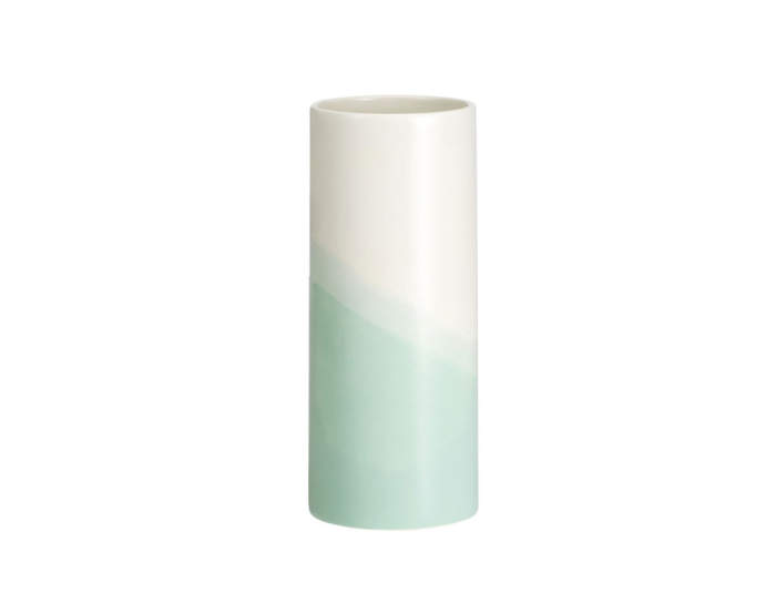 Herringbone-vase-plain-mint