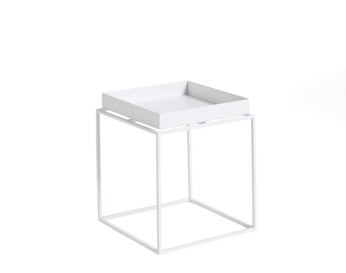 Tray-table-30x30-white