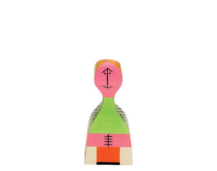 Wooden Doll no 19