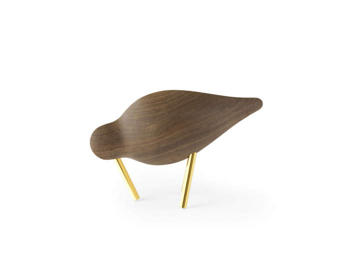 Shorebird-walnut-brass