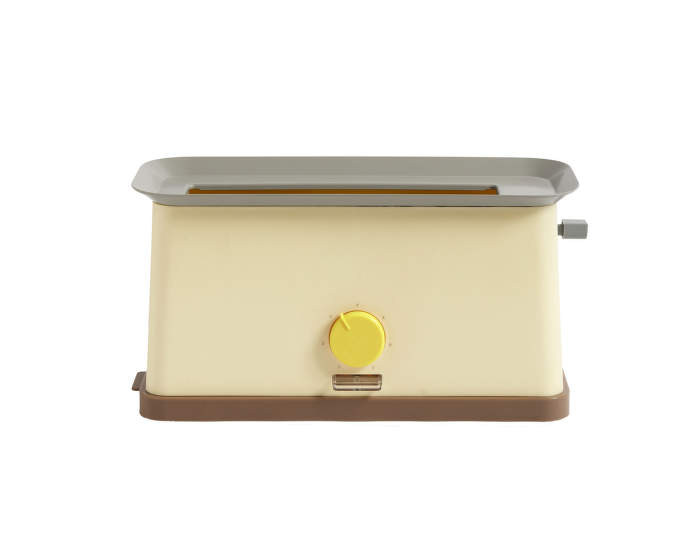 Sowden Toaster, yellow