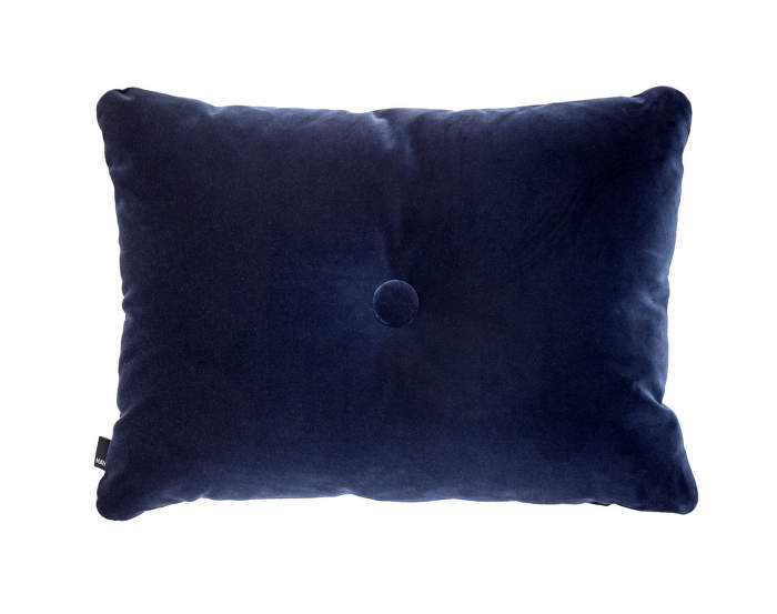 Dot Cushion Soft, navy
