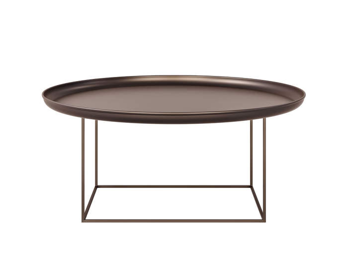 Duke Coffee Table, Large, Bronze