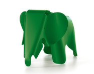 Slon Eames Elephant, palm green