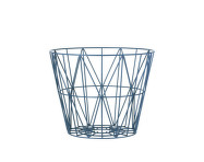 Koš Wire Basket Small, Petrol
