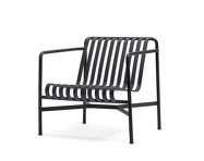 Židle Palissade Lounge Chair Low, anthracite