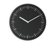 Hodiny Day Wall Clock, black