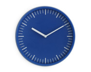 Hodiny Day Wall Clock, blue