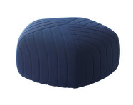 Five Pouf, dark blue