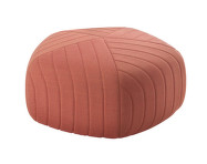 Five Pouf, tangerine