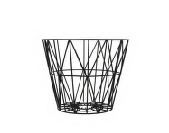 Koš Wire Basket small, black