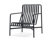 Židle Palissade Lounge Chair High, anthracite