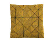 Polštář Tile Cushion, Yellow 50x50