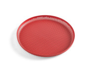 Tác Perforated Tray M, red