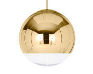 Závěsná lampa Mirror Ball Gold 50 od Tom Dixon