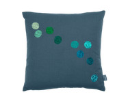 Polštář Dot Pillow, blue/grey