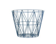 Koš Wire Basket Medium, Petrol