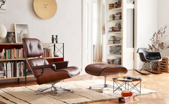Eames Lounge Chair & Ottoman