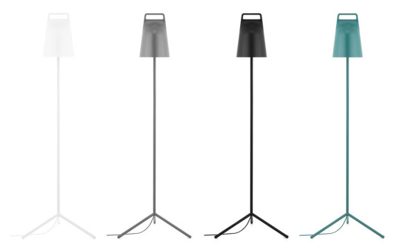 LED lampy Stage od Normann Copenhagen