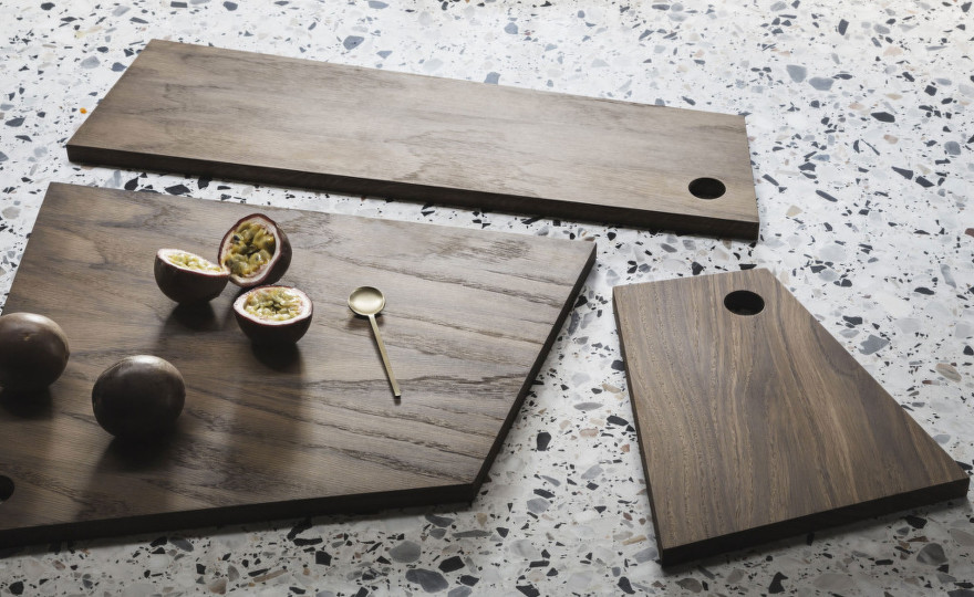 Asymmetric Chopping Board